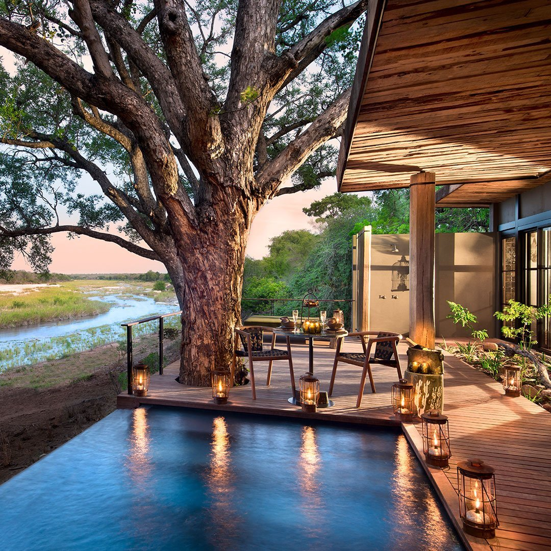 accomodation at kruger national park