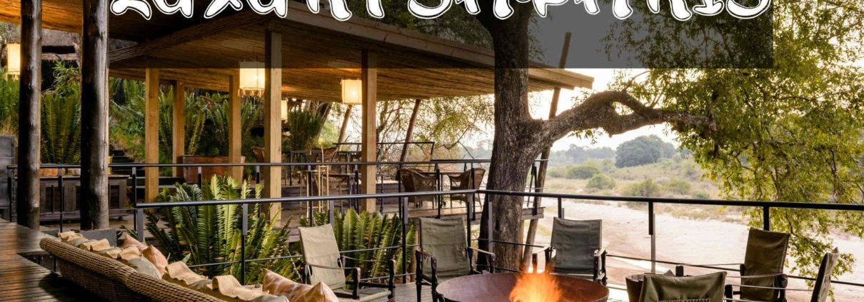 Luxury African Safaris
