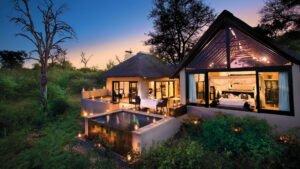 Ivory Lodge Lion Sands