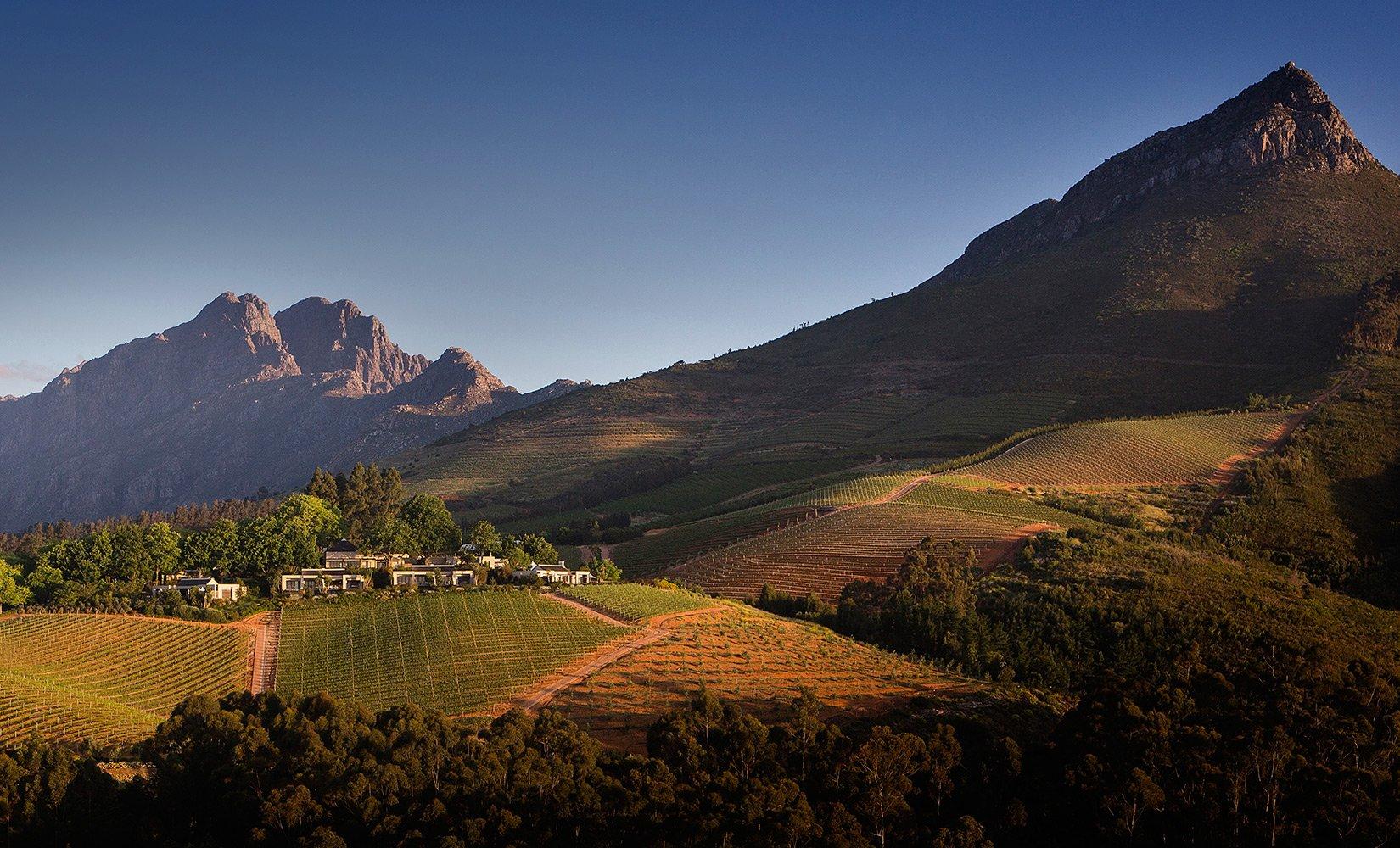 wine farm delaire graff