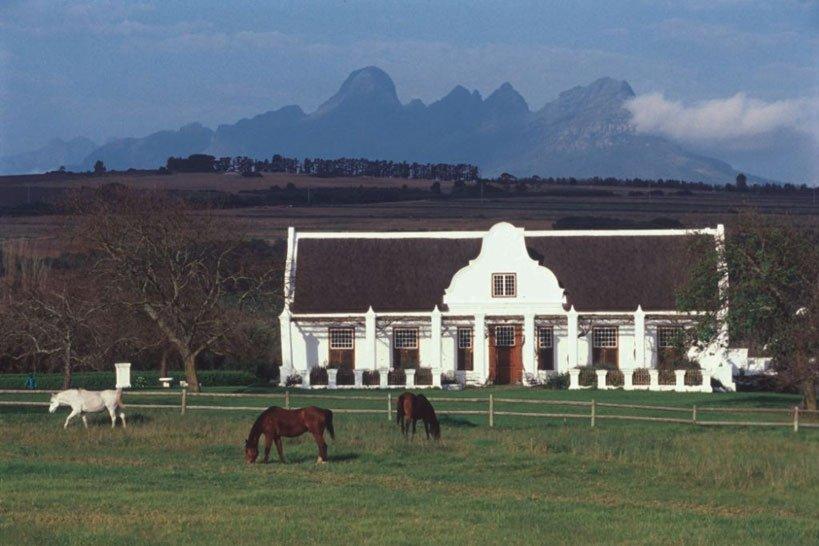 wine farm meerlust