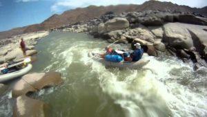 river rafting orange river south africa