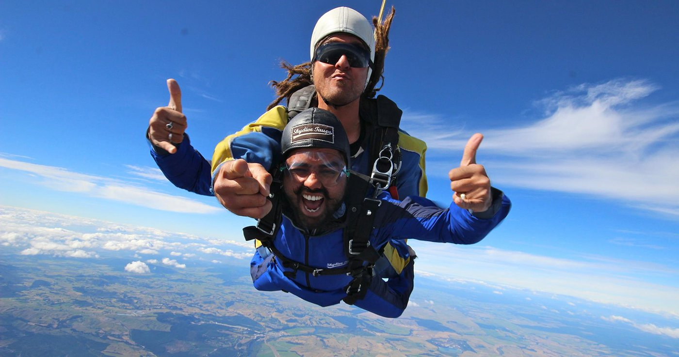 tandem skydive mossel bay south africa