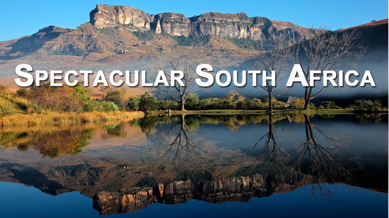 spectacular south africa
