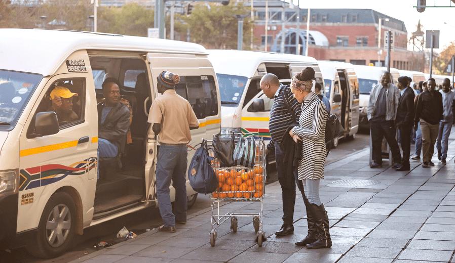 south africa transport information