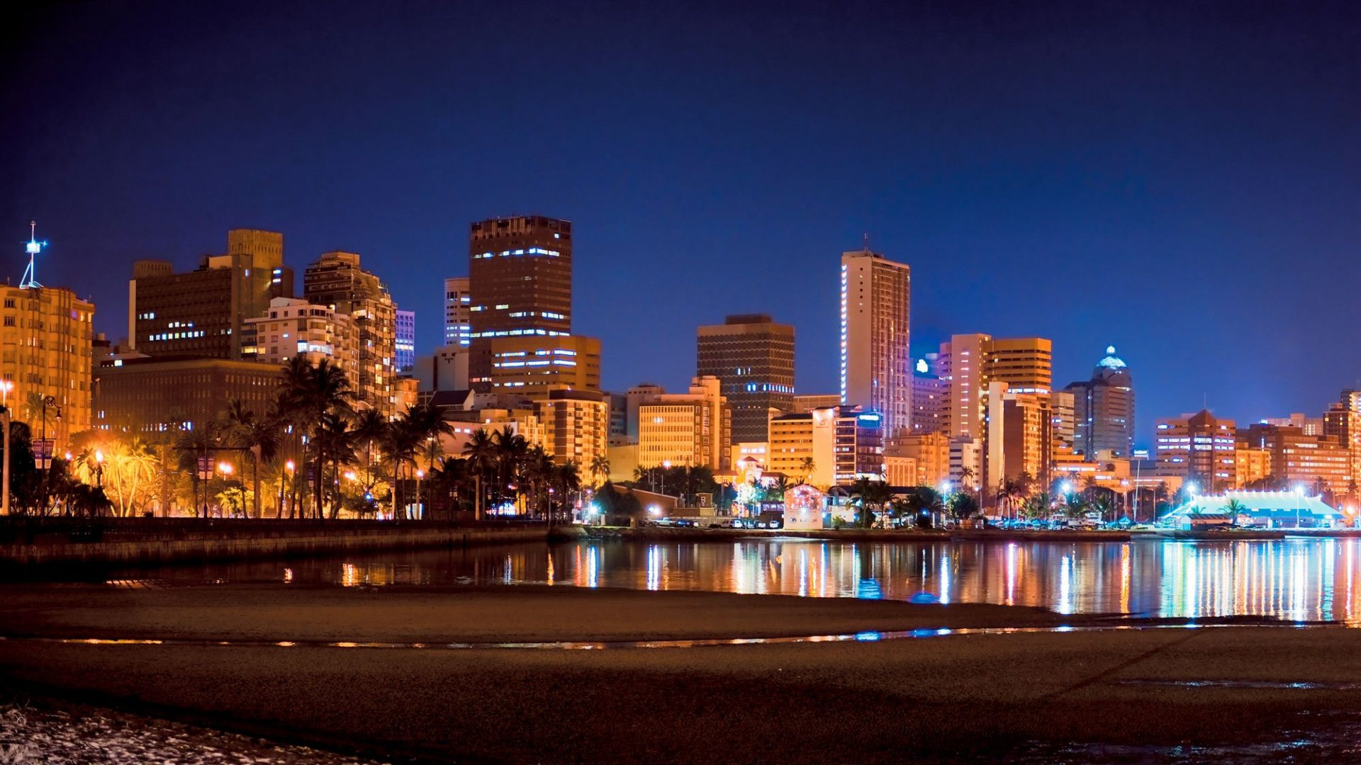 Golden Mile Durban